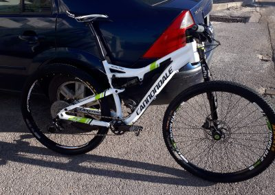 CANNONDALE SCALPEL CON maxxis